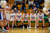 Gallery: Boys Basketball Friday Harbor @ Willapa Valley